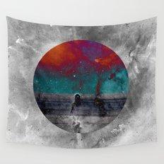 Rare moon Wall Tapestry