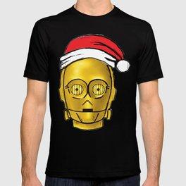 Santa3P0 T-shirt