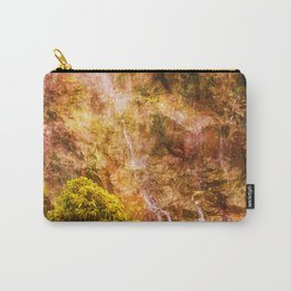 Moody waterfall Carry-All Pouch