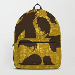 Calligraphy_ZEN03 Backpack