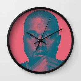 I used to Love K Wall Clock