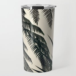 Palms at Dusk Travel Mug