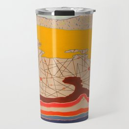 obstructions Travel Mug