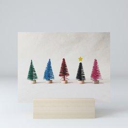Hang a Shining Star Mini Art Print