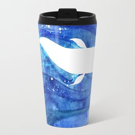The White Whale Travel Mug