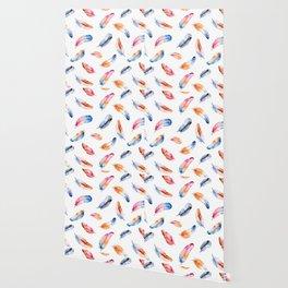 Autumn Feathers Wallpaper