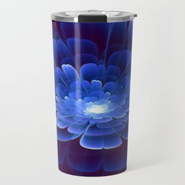 Blossom of Infinity Travel Mug