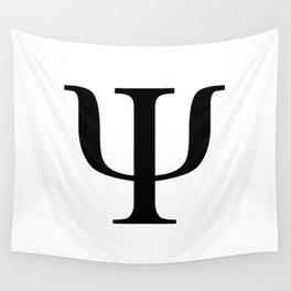 PSI Psychology symbol Wall Tapestry