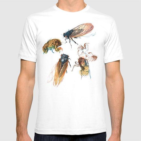 summer cicadas T-shirt