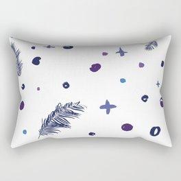Seamless Pattern Rectangular Pillow