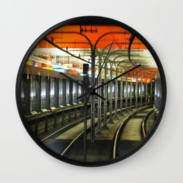 fast as you can Wall Clock