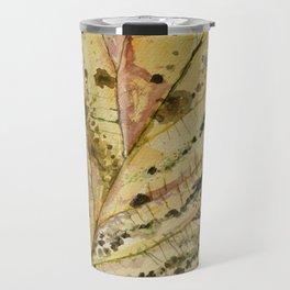 Davidia Involucrata - 6 Nov Travel Mug