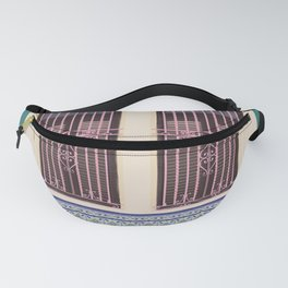 Havana Windows Fanny Pack
