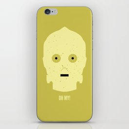 OH MY! iPhone Skin