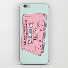 Cassete Tape iPhone & iPod Skin