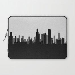 City Skylines: Chicago Laptop Sleeve
