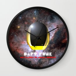 DAFT PUNK / GUYMANUEL  Wall Clock