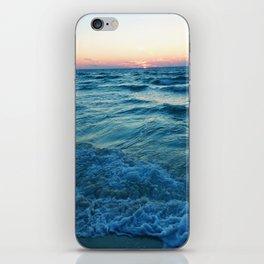 By The Ocean iPhone Skin