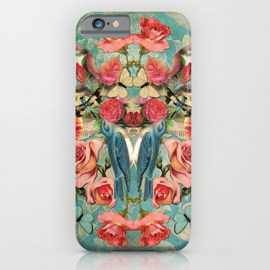 Birds of a Feather 1 iPhone & iPod Case