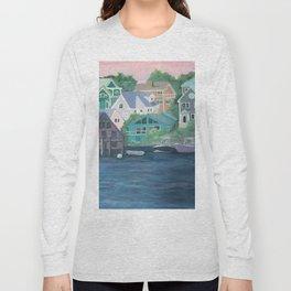 Rocky Neck Long Sleeve T-shirt