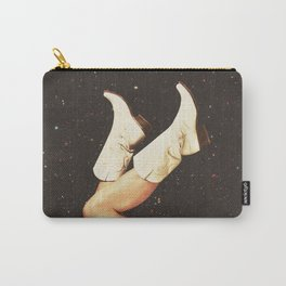 These Boots - Space Carry-All Pouch