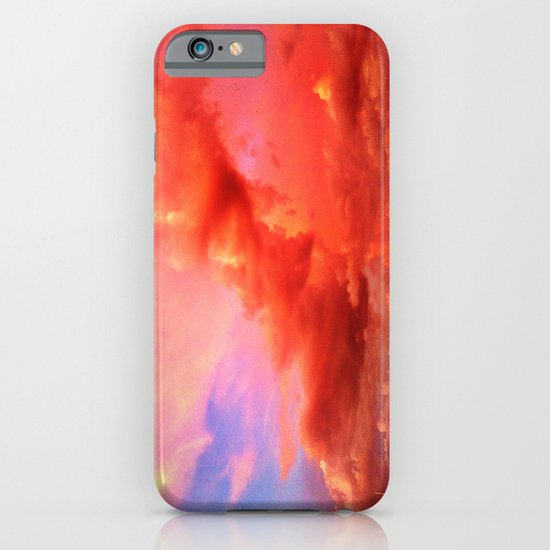 Red Sky iPhone & iPod Case