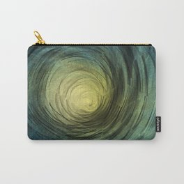 Ethereal Spiral Carry-All Pouch