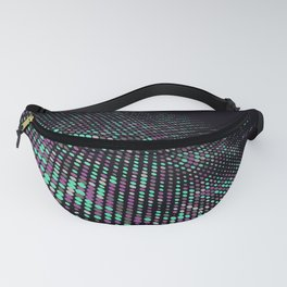 Space Dots Fanny Pack