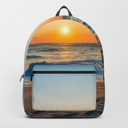 Canaveral National Seashore Sunrise Backpack