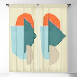 Four Winds Series 3 Blackout Curtain
