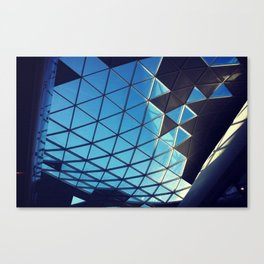Westfield Shopping Centre Canvas Print