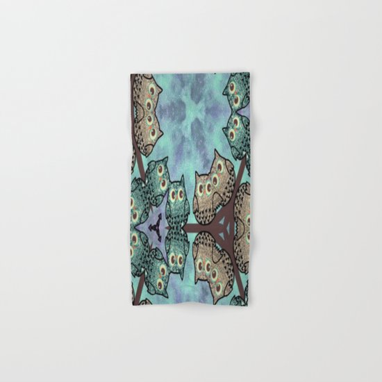 owl-99 Hand & Bath Towel