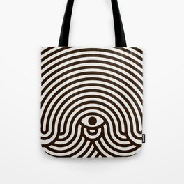 One-eyed monster Tote Bag