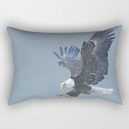 Eagle Free Spirit Rectangular Pillow