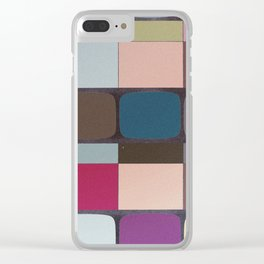 unknown Clear iPhone Case