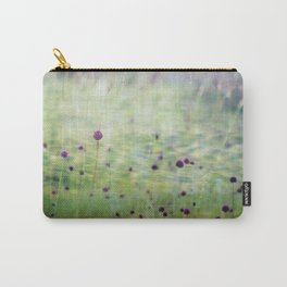 Flowerbud skies Carry-All Pouch