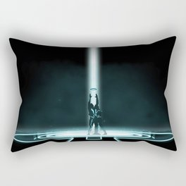 TRON PORTAL Rectangular Pillow