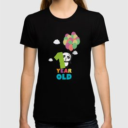 One Year old first Birthday Party T-Shirt Daydz T-shirt