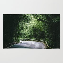 Driving the Hana Highway Rug
