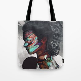 Map of Your Head Tote Bag