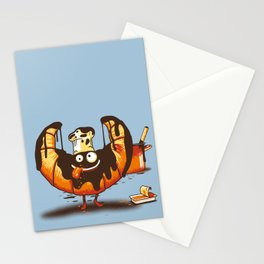 Chocossant Stationery Cards