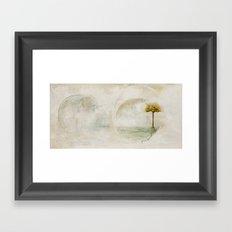 Reconciled Framed Art Print