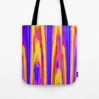 tie dye Tote Bags featuring Tie Dye Sky by Vikki Salmela