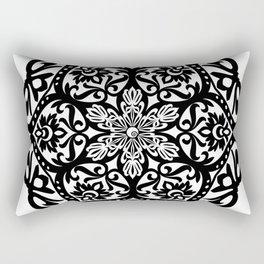 Tal Art Mandala Rectangular Pillow