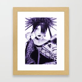 YA Framed Art Print