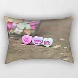 Marry Me? Rectangular Pillow