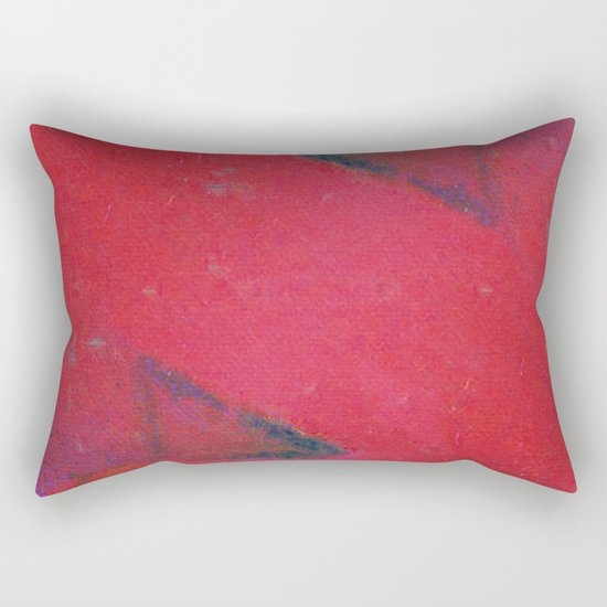 El Duelo Rectangular Pillow