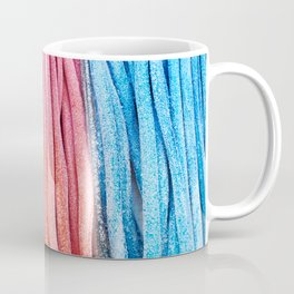 Long colorful marmalade Coffee Mug