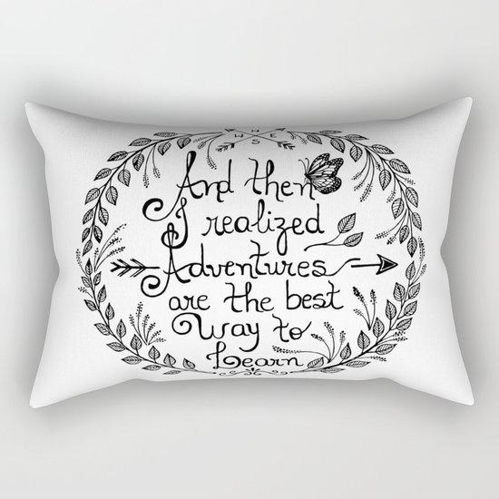 Best way to learn Rectangular Pillow