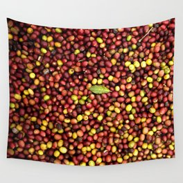 Coffee beans Wall Tapestry